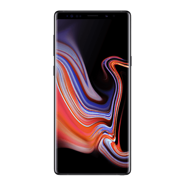 SAMSUNG Galaxy Note9 - Midnight Black
